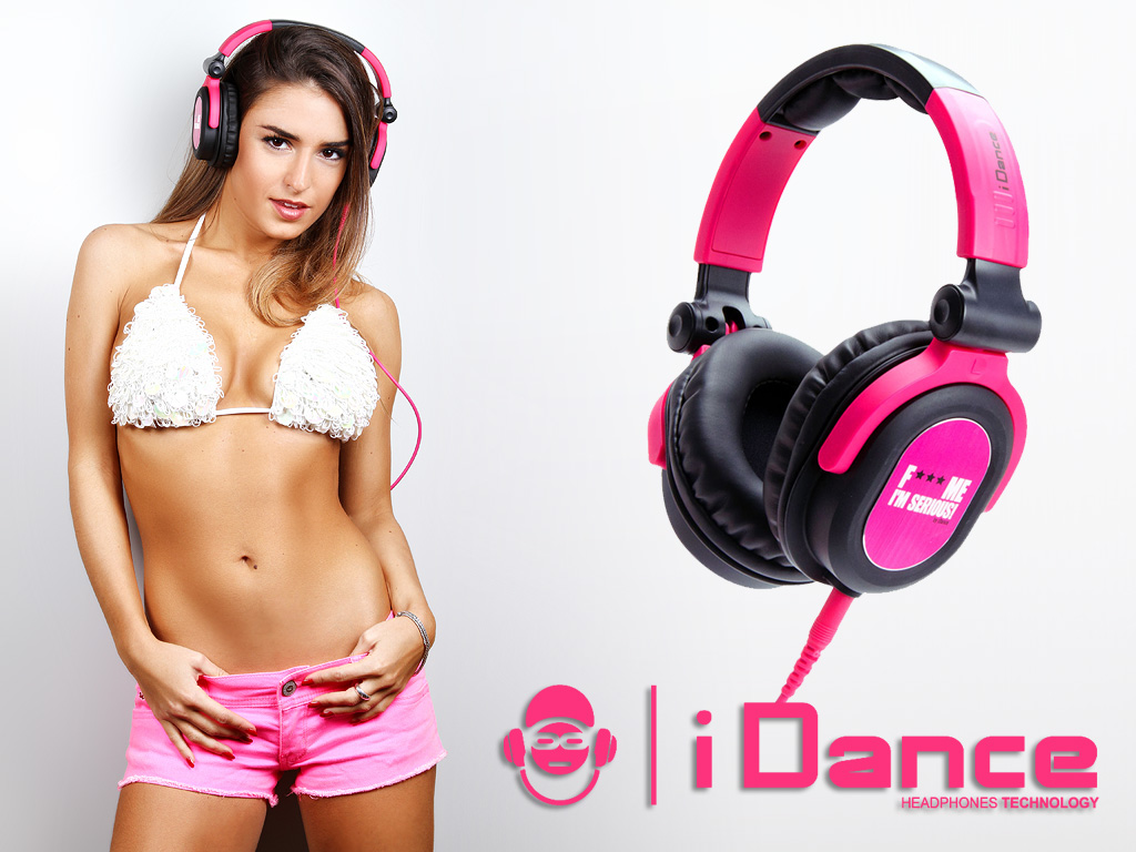 idance advertising campagna pubblicitaria hong kong f**k me i m serious carolina rosini