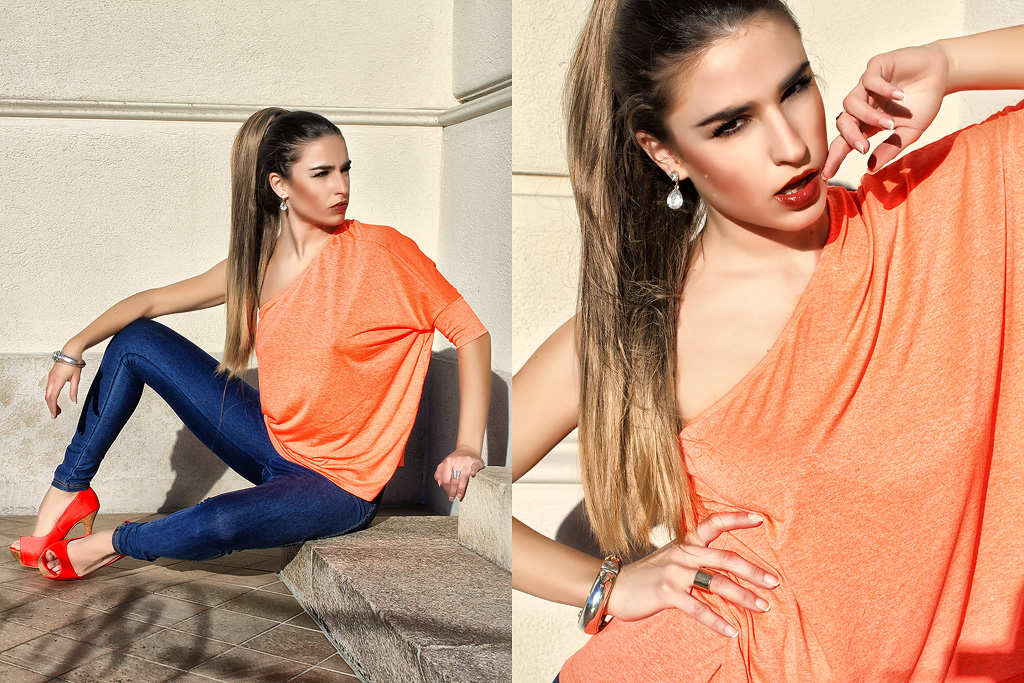 Fashion Editorial Carolina Rosini Photographer Marco Ciofalo